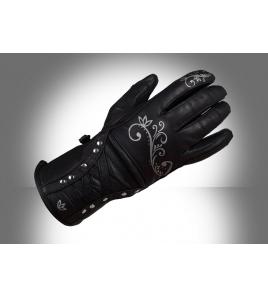 Ultimate Lady - kožené rukavice na motorku