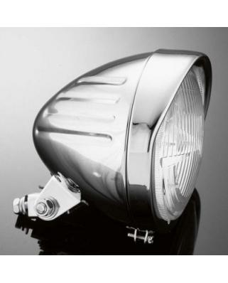 Hlavní moto světlo Highway Hawk TECH GLIDE, homologované