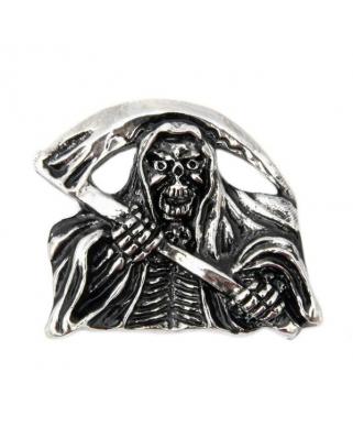 Samolepící emblém Highway Hawk Grim Reaper, 35mm