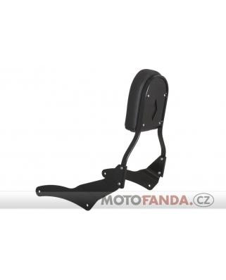 Honda VT 750 DC Black Widow (RC48) 2000 - 2003  opěrka EMP De Luxe černá