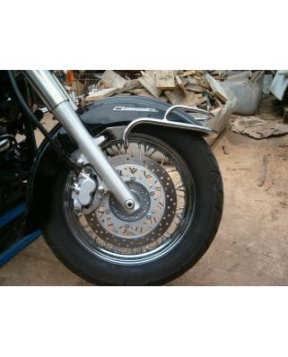 Yamaha Drag Star 1100 Classic rám předního blatníku