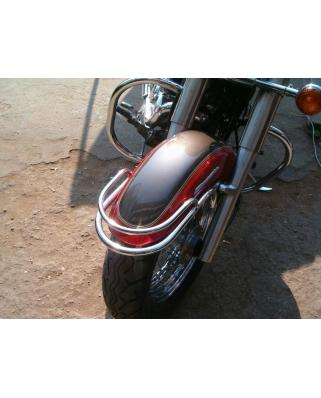 Yamaha Drag Star 650 Classic rám předního blatníku