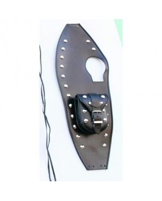 Yamaha 750/1100 Virago kožený pás na nádrž