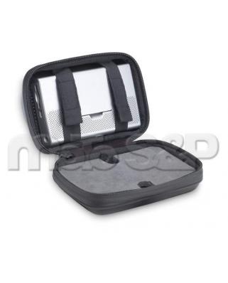 Givi S 954B textilní taštička na uchycení telefonu nebo navigace do 5,0, s připevněním k řídítkům