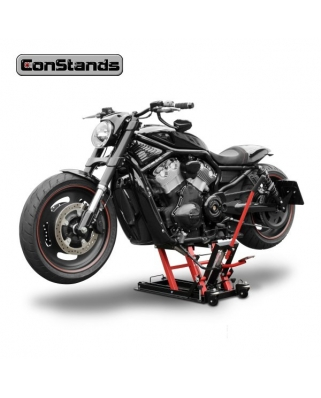 Hydraulický zvedák ConStands Mid-Lift L Black/Red