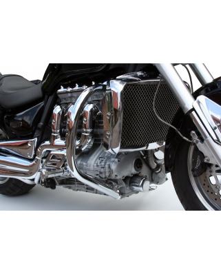 Triumph Rocket lll+ Classic padací rám Top Line Ø 35mm