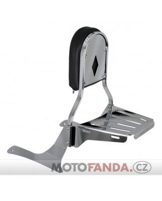 Opěrka EMP De Luxe Honda VT 750 DC Black Widow