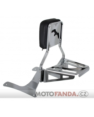 Opěrka EMP De Luxe VKT Yamaha XV 1600 Wild star  Roadstar