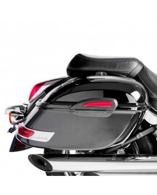 Pevné boční kufry z ABS se zámky - Universal