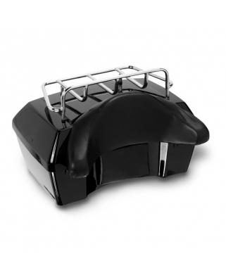 Horní moto kufr z ABS se zámkem, universal