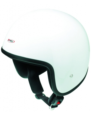 REDBIKE Moto helma RB-650 -bílá