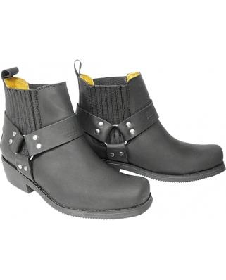 Chopper boty Johnny Bulls K 067 černé