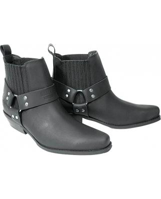 Chopper boty Johnny Bulls K 074 černé