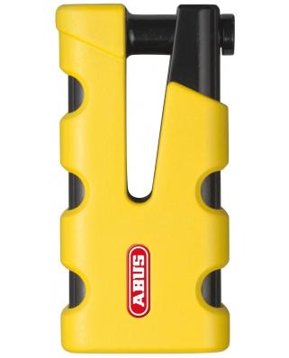 Abus Granit Sledg 77 Grip yellow - zámek na kotoučovou brzdu