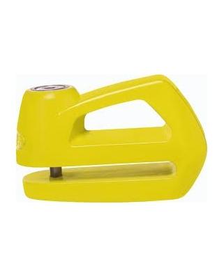 Abus Element 285 žlutý - zámek na kotoučovou brzdu