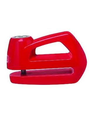 Abus Element 285 červený - zámek na kotoučovou brzdu