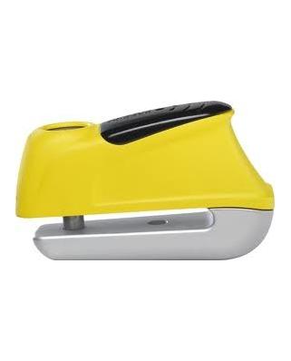 Abus 350 Trigger Alarm Red -  zámek na kotoučovou brzdu s alarmem  - 2 barvy
