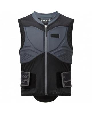 Knox Track Vest II - chránič páteře černý