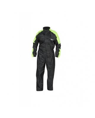 Pláštěnka Safety, NOX - Francie (černá-žlutá)