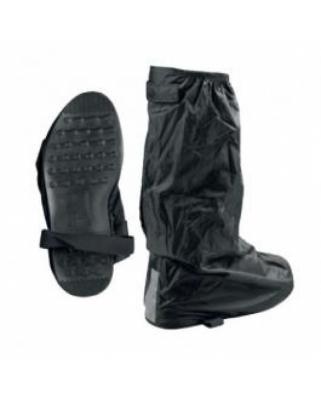 Návleky na boty s reflexním prvkem a podrážkou, NOX - Francie (černé)