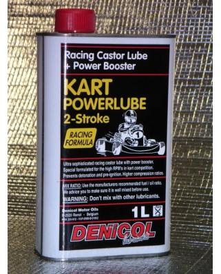 Denicol olej KART POWERLUBE - 1L