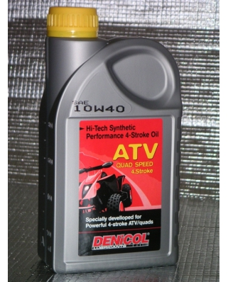 Denicol olej ATV QUAD 4T 10W40 - 1L