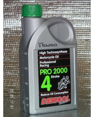 Denicol olej PRO 2000 15W50 - 1L