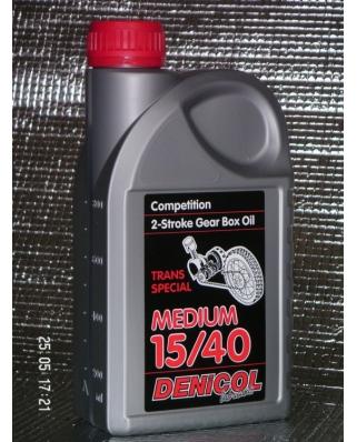 Denicol olej TRANS SPECIAL 15/40 - 1L