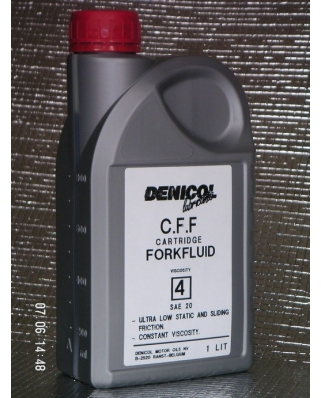 Denicol olej CARTRIDGE FORKFLUID SAE 20 - 1L