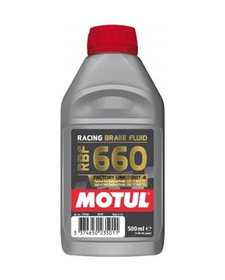 Motul brzdová kapalina Racing Brake Fluid 660 0,5L