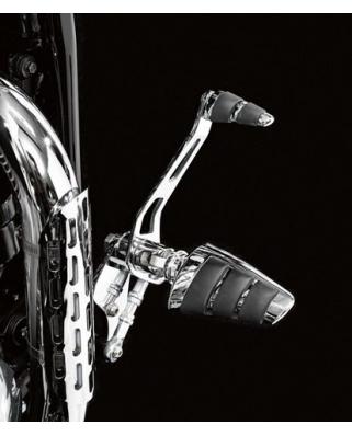 Honda VT750 přepákování HIGHWAY HAWK SMOOTH