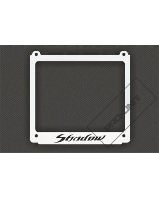 Ozdobný rámek na SPZ Honda Shadow