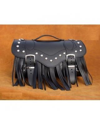 Kožený kufr K241