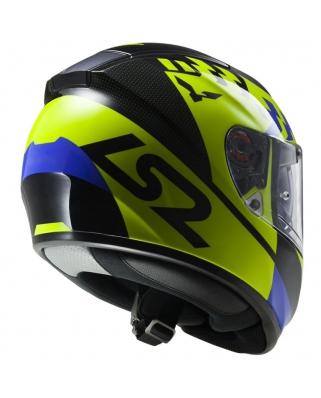 LS2FF397 Vector Podium integrální moto helma