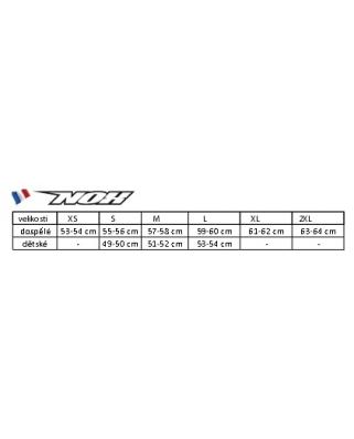Nox N915 Butterfly integrální helma (bílá/růžová/grafika)