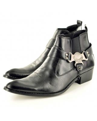 Boty koně s přezkou nízké