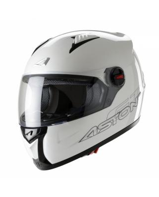 ASTONE GT moto přilba  bílá