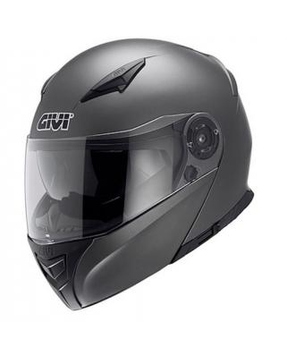 GIVI X.16 N900 vyklápěcí helma černá matná se sluneční clonou