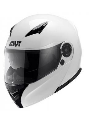 GIVI X.16 B910 vyklápěcí helma bílá se sluneční clonou