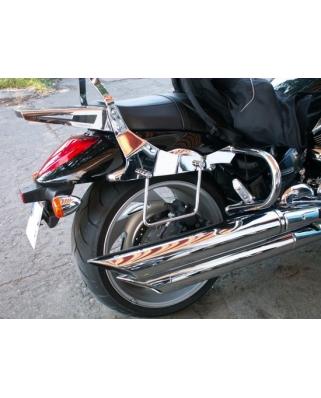 Harley - Davidson Sportster podpěry brašen