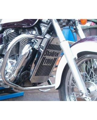 Honda VT 1100 Shadow Sabre kryt chladiče