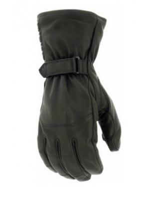 Moto rukavice RICHA GLASGOW Gore-Tex černé