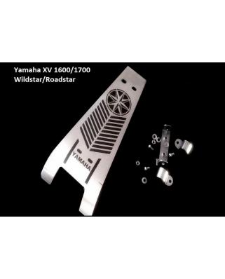 Yamaha XV 1600/1700 Wild Star/Road Star kryt motoru chromovaný