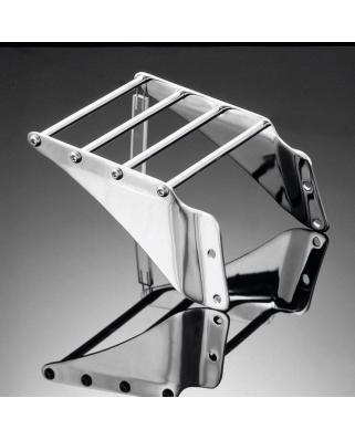 Nosič zavazadel Highway Hawk TECH GLIDE pro YAMAHA XV750/1000/1100 Virago