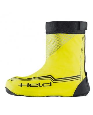 Held nepromokavé návleky na kotníkové boty, fluo žlutá