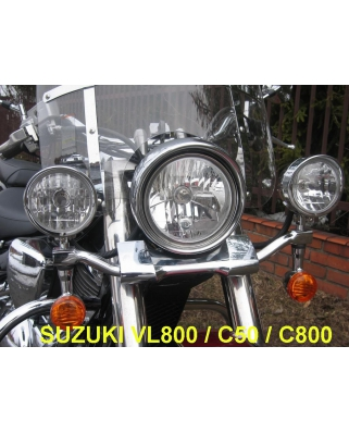 Suzuki Volusia VL800/ C50/ C800 rampa světel s blinkry