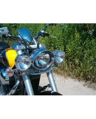 Suzuki M800 (M50 Boulevard) rampa světel