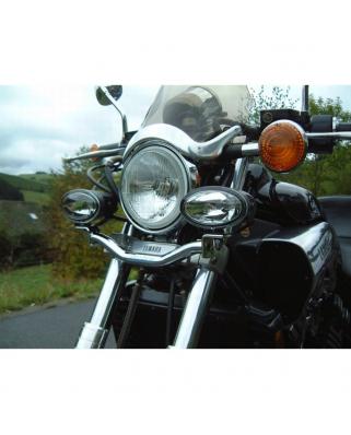 XV 750/1100/V-Max 1200 rampa přídavných světel Fehling