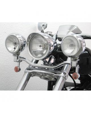 Honda VT 1300 CX rampa přídavných světel Fehling