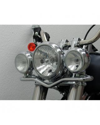 Harley Davidson Softail Slim (FLS) 2012- rampa přídavných světel Fehling